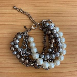 Jewelry - 6 Strand Chain Bracelet